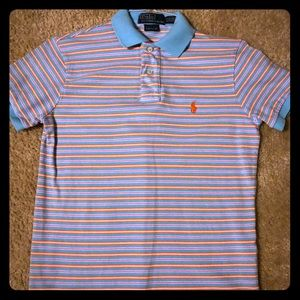 *Custom fit* small polo shirt